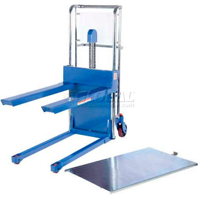 Hefti-Lift Hydraulic Lift-Positioner HYD-5-EP 400 Lb. Capacity