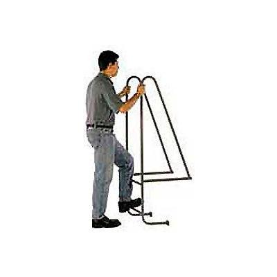 "9 Step Steel Dock Ladder - 18""W x 144""H - WLS9WT"