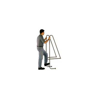 "10 Step Steel Dock Ladder - 18""W x 156""H - WLS10WT"