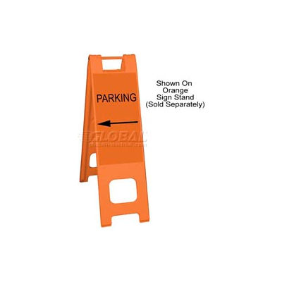 Engineer Grade Legend-Parking With Right Arrow For Narrowcade And Minicade