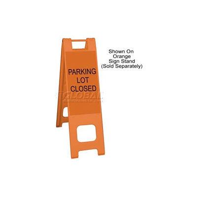 Engineer Grade Legend-Parking Lot Closed For Narrowcade And Minicade