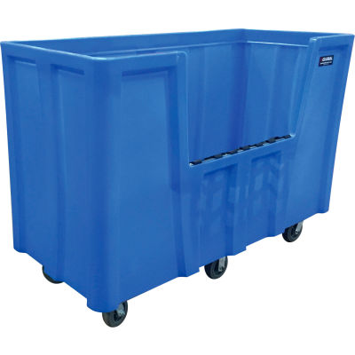 Dandux Big Blue 64 Bushel Bulk Handling Truck 518182 1680 Lb. Capacity