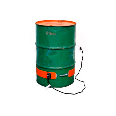 Morse Heater For 30-Gallon Metal Drum, 230V 1000W, 50 to 425°F Thermostat
