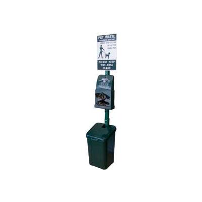 DOGIPOT® Outdoor Pet Station - Polyethylene