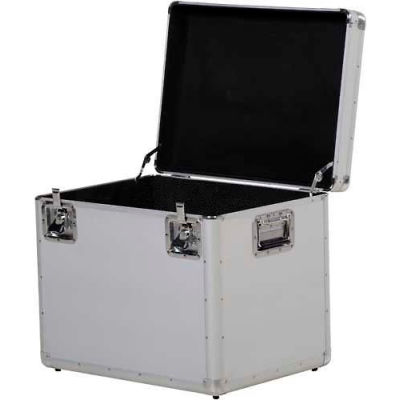 """CASE-L Aluminum Storage Case Large 24"""" x 18"""" x 20"""""""
