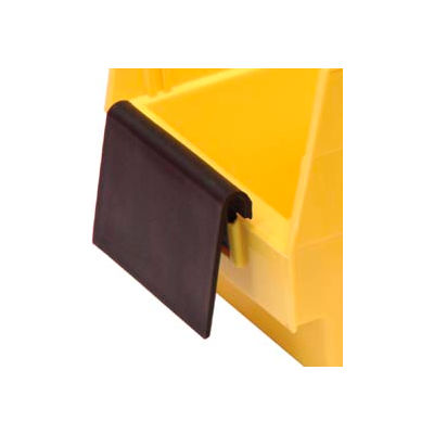 10 Degree Angle Label Holder ELH410 for Shelf Bins Price Per Pkg of 24