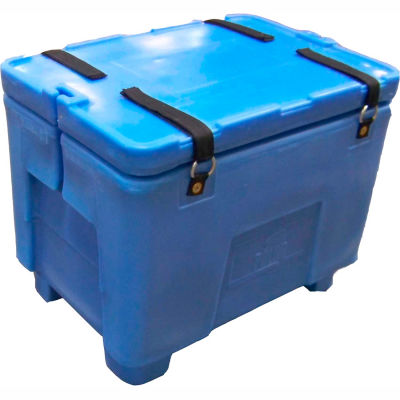 """Polar Chest Dry Ice Storage Container with Lid PB02 - 29""""L x 20""""W x 23""""H"""