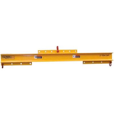 Caldwell HD Adjustable Spreader Lifting Beam 16-1-6 2000 Lb. Capacity