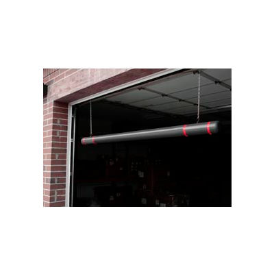 "104"" Clearance Bar - Black Bar/Red Tapes"