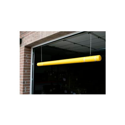 """120"""" Clearance Bar - Yellow Bar/White Tapes"""