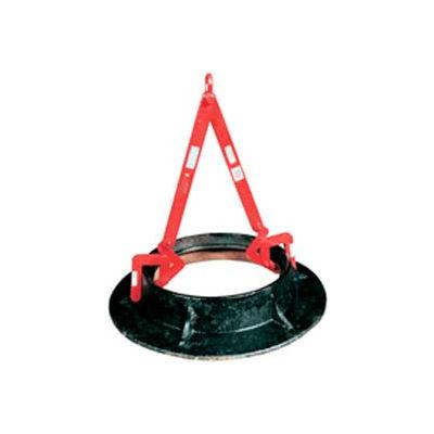 Caldwell Manhole Sleeve Lifter MCL-1/2 (2) Legs 1000 Lb. Capacity