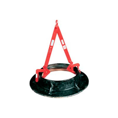 Caldwell Manhole Sleeve Lifter MCL-3/4 (3) Legs 1500 Lb. Capacity