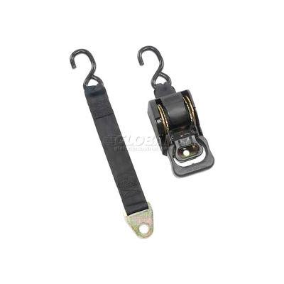 Retracting Ratchet Tie Down 10' Long for Pickup Truck Ladder Rack - 5480010