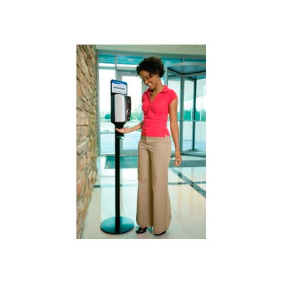 Tc® Hand Sanitizer Floor Stand Station for AutoFoam Dispenser - FG750824