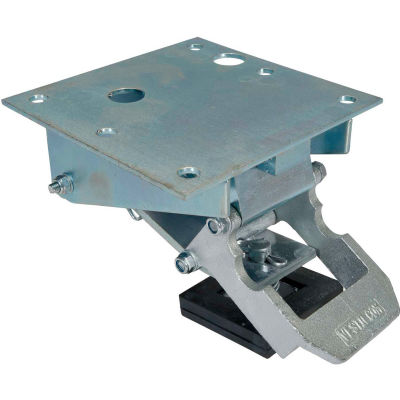 Low-Profile Steel Floor Lock FL-LK-LP