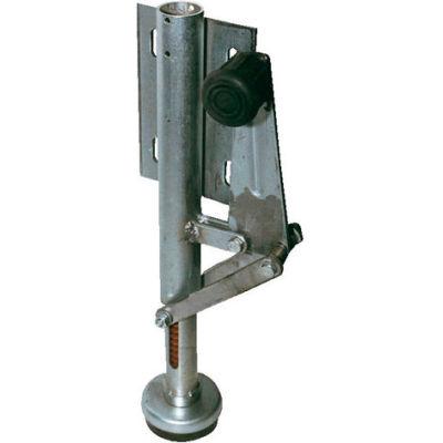 Side-Mount Stainless Steel Floor Lock FL-LK-SMR-SS-R - Right Side Mount