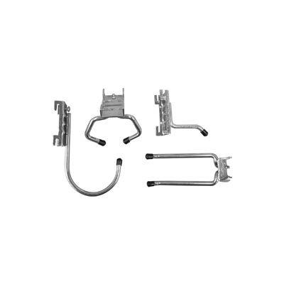 Storability Combination Rail Hook Set (4 pc)
