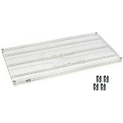 """Nexel® S3636C Chrome Wire Shelf 36""""W x 36""""D"""