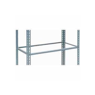 "Global Industrial™ Additional Shelf Level Boltless 48""W x 24""L - Gray"
