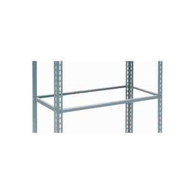 "Global Industrial™ Additional Shelf Level Boltless 48""W x 24""L - Gray"