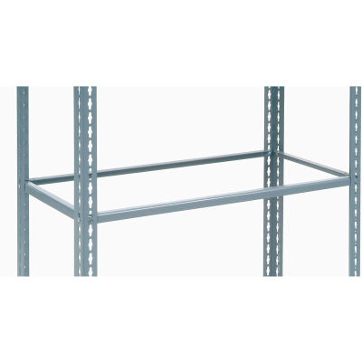"Global Industrial™ Additional Shelf Level Boltless 48""W x 24""D - Gray"