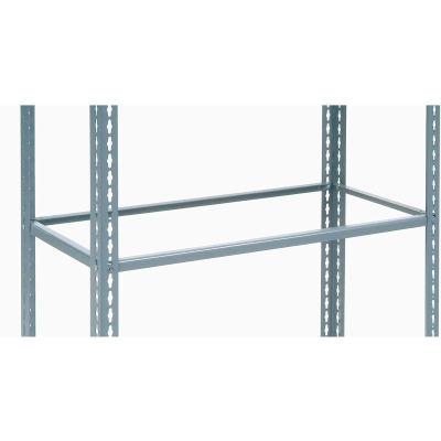 "Additional Shelf Level Boltless 48""W x 12""D - Gray"
