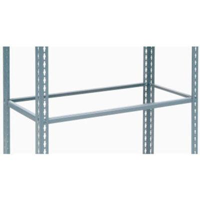 "Global Industrial™ Additional Shelf Level Boltless 48""W x 24""D - Gray"