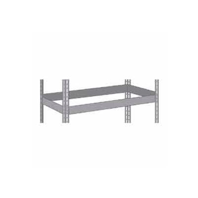 "Global Industrial™ Additional Shelf Level Boltless 36""W x 12""D - Gray"
