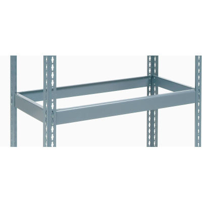"Global Industrial™ Additional Shelf Level Boltless 48""W x 12""D - Gray"
