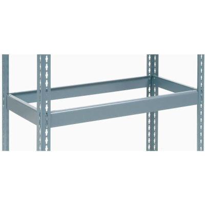 "Global Industrial™ Additional Shelf Level Boltless 48""W x 18""D - Gray"