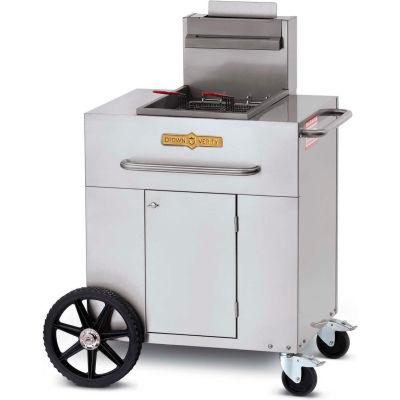 Crown Verity Portable Fryer - Single