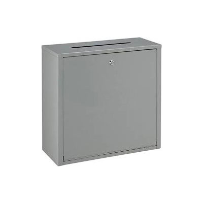 """Global Industrial™ Inter-Office Mailbox Large 18""""W x 7"""" D x 18"""" H"""