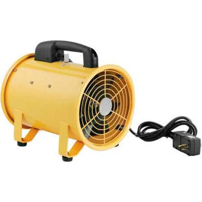 """8"""" Portable Ventilation Fan - 1589 CFM - 1/8 HP"""