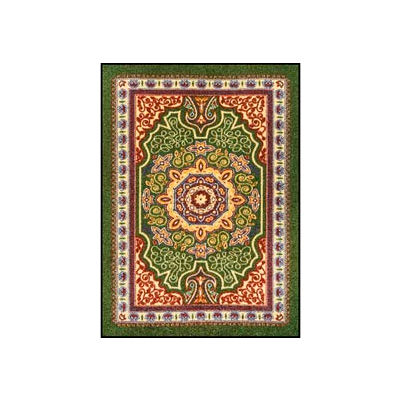"""NoTrax® Orientrax™ Entrance Rug, 3/8"""" Thick, 3' x 5' , Emerald"""