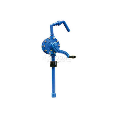 National-Spencer | Zee Line HDPE Polyethylene Rotary Drum Pump 10240