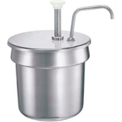 Server 83200,  Stainless Steel Pump For A 4 Qt Vegetable inset