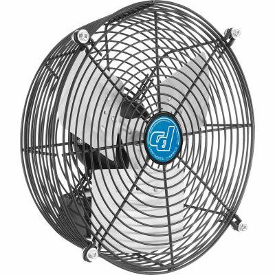 """12"""" Exhaust Fan - Guard Mount - Direct Drive - 1/25 HP - Single Speed"""