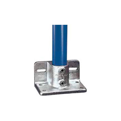 """Kee Safety - 69 8 - Railing Flange with Toe Board Adapter, 1-1/2"""" Dia."""