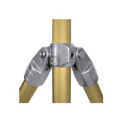 "Kee Safety - LC52- 888 - Aluminum Corner Swivel Socket, 1-1/2"" Dia."