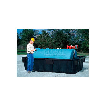 """UltraTech Ultra-1000 Containment Sump® 2831 - 1100 Gallon Capacity with 3/4"""" Drain"""