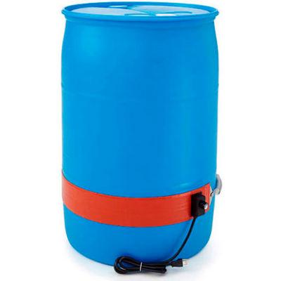 Briskheat Silicone Rubber 55 Gallon Plastic Drum Heater 120V