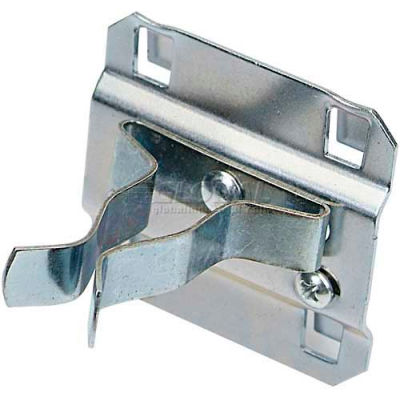 """Stainless Steel Extended Spring Clip .75"""" to 1.25"""" Hold Range (3 pc)"""