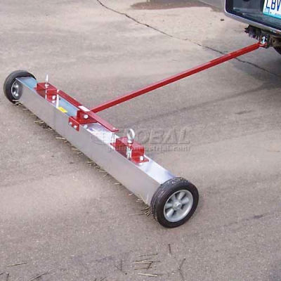"AMK Magnetics Trailblazer Magnetic Sweeper, 60""W, T-60"