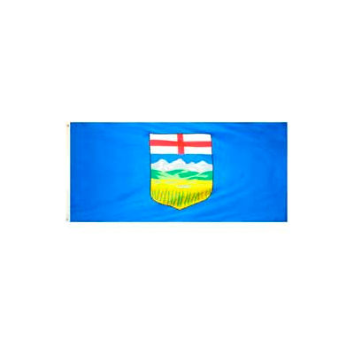 3 x 6 ft Nylon Alberta Flag