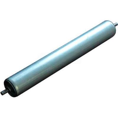 "1-3/8"" x 18 Ga. Galvanized Steel Roller 25904-10-O for 12"" O.A.W. Omni Metalcraft Conveyors"