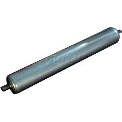 "1.9"" x 16 Ga. Galvanized Steel Roller 26157-24-GP for 24""W Omni Metalcraft Roller Conveyors"