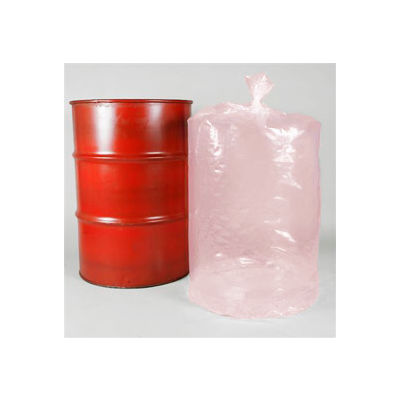 Global Industrial™ Flexible Round Bottom Antistatic Drum Liners 8 mil 50 Units per Case - Pkg Qty 50