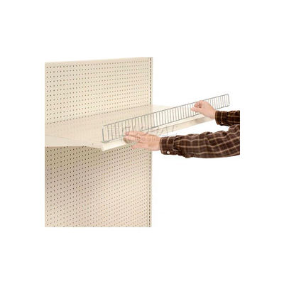 "48""L x 3""H Shelf Wire Front"