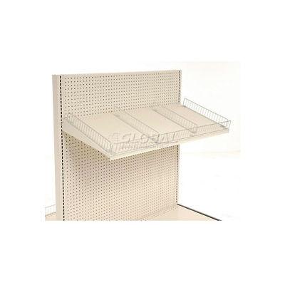 "22""L  x 3""H Shelf Wire Divider"