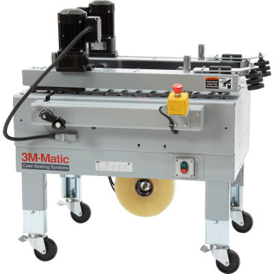 3M-Matic™ Case Sealer 800ab with 3M™ AccuGlide™ 3 Taping Head